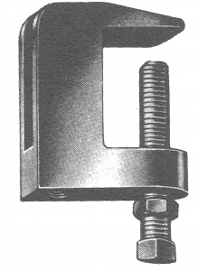 BEAM CLAMPS - I  RAUCH'S SONS INC